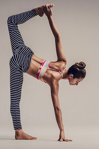 Reebok's New Lookbook Proves Beauty & Strength Go Hand In Hand refinery29