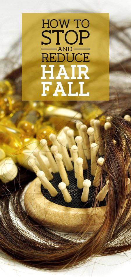 How To Stop And Reduce Hair Fall – 14 Things That Worked ...