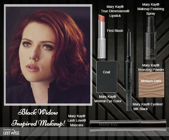 Inspired beauty from Mary Kay. Shop: www.marykay.com/ellenmorrison