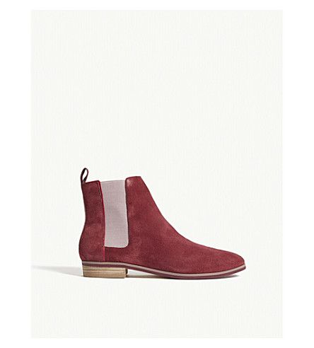 TED BAKER | Wynni suede Chelsea boots #Shoes #Boots #Chelsea boots #TED BAKER