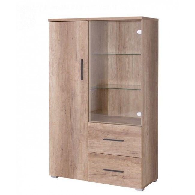 Komoda PERRY 2 - Komoda kombinovaná - Komody - Stěny a úložné prostory - Obývací pokoje   nábytek DAKA
