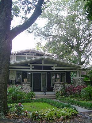 Historical Neighborhoods Tampa | Historic Districts Tampa-Hyde Park, Seminole Heights, Palma Ceia, Tampa Heights