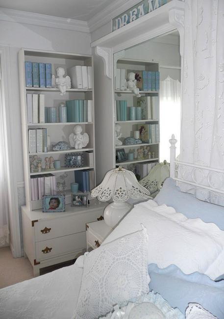 25 beste idee n over vintage slaapkamer decor op pinterest ouderwetse slaapkamer vintage diy - Shabby chique kamer ...