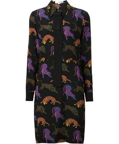 Купить Платье STELLA MCCARTNEY (Стелла Маккартни по цене 92639.00 руб в интернет магазине с доставкой. STELLA MCCARTNEY модные коллекции SS FW 2014 2015 на BrandPad.ru!