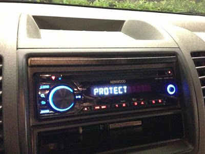 How To Fix Kenwood Car Stereo Keeps Going into Protect Mode - How To Install Car Audio Systems