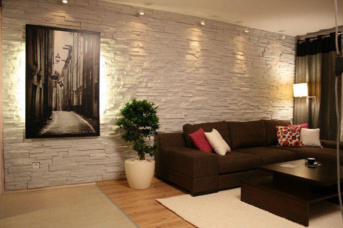 Image result for wnetrza kamien dekoracyjny