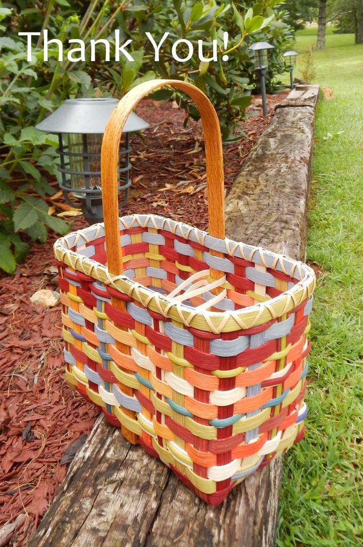 Basket Weaving Example Of Which Industry : Best ideas about message of appreciation on