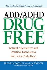 adhd drug free