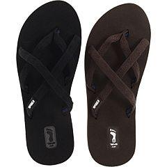 <3 my Teva flip flops ... very comfortable!