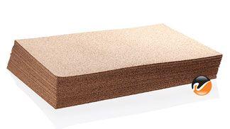 Cork Underlayment Sheets | buy from WidgetCo®