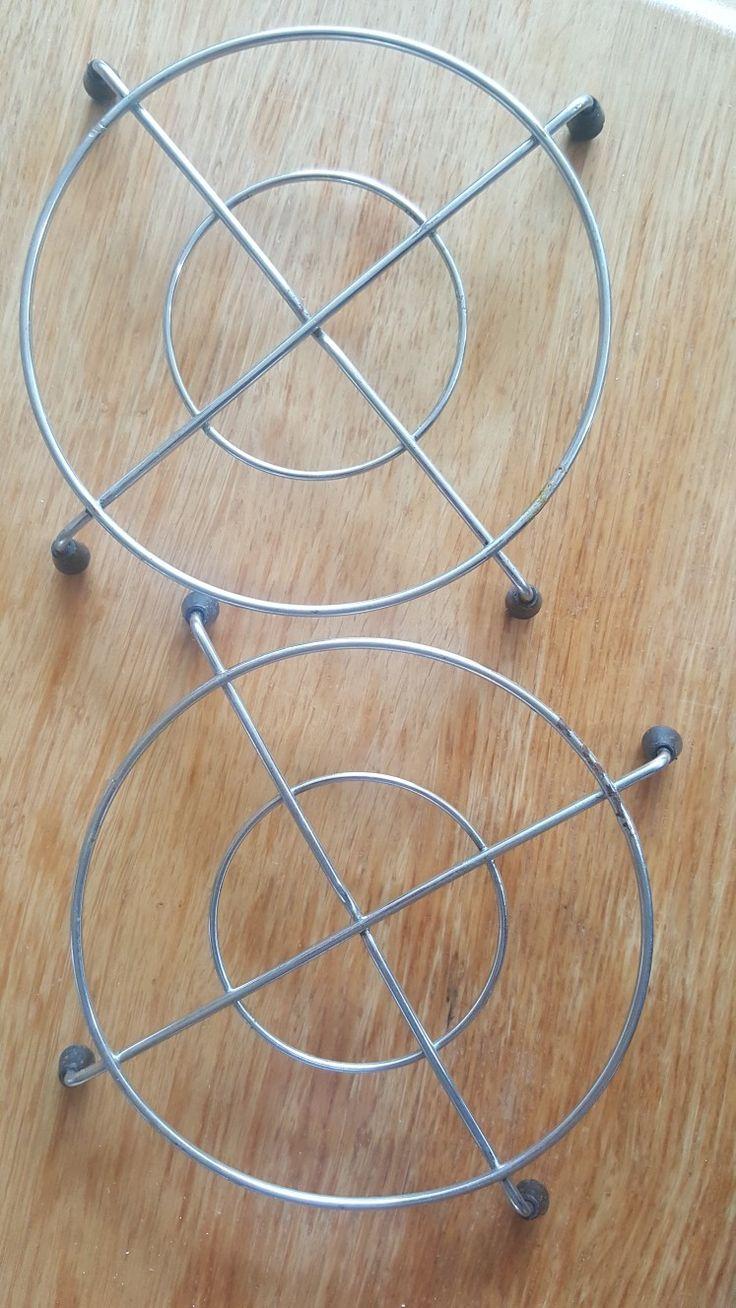 Pannen onderzetter , gebruikt door mijn moeder, jaren 60-70-80. Ik gebruik ze ook al weer jaren.