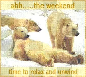 the weekend quote  good weekend orkut graphics, happy weekend glitter graphi...