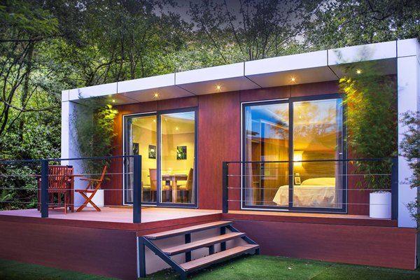 M s de 25 ideas fant sticas sobre viviendas prefabricadas - Casas sostenibles precios ...