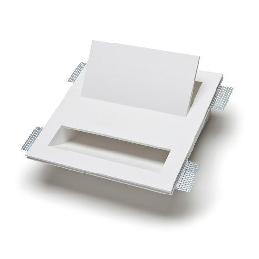 9010- 9010 Vele 2402 Plaster In Recessed Wall Light Plaster-in Lighting  Darklight Design   Lighting Design & Supply