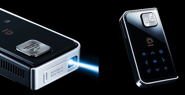 Seeser laser pico projector