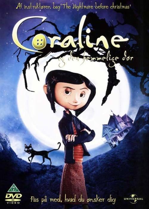 Coraline (2009) Full Movie Streaming HD