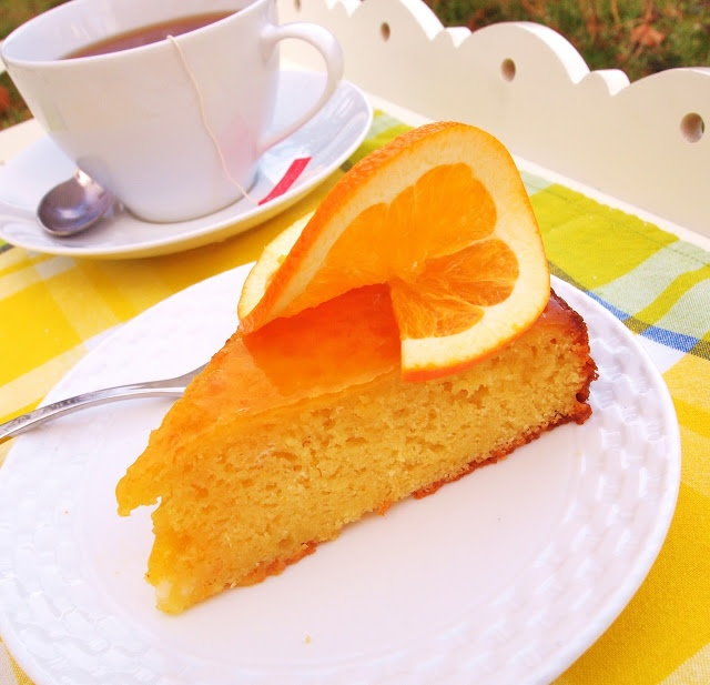 Orange Olive Oil Cake | Cake | Pinterest