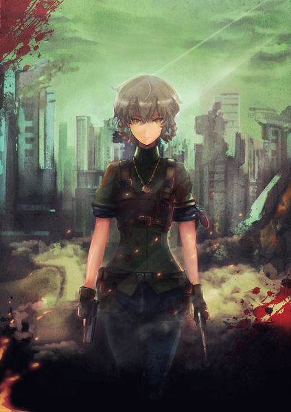 Suzuha being awesome - Steins;Gate