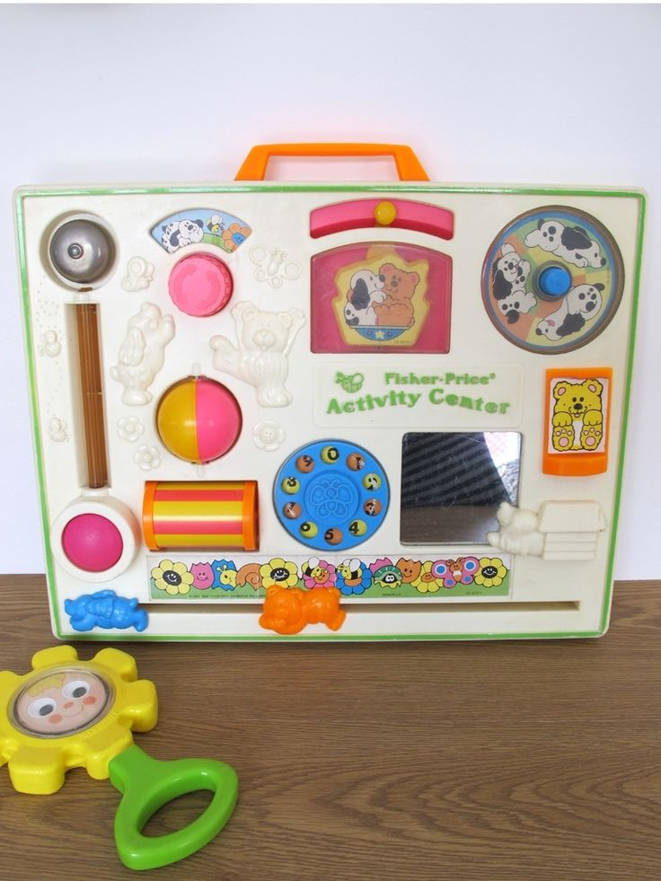 activity center fisher price way back when pinterest. Black Bedroom Furniture Sets. Home Design Ideas