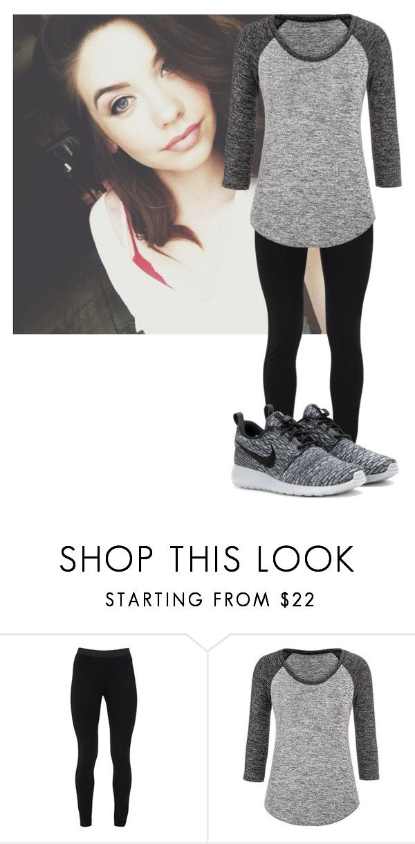 """""""Amanda Steele"""" by briquel1328 ❤ liked on Polyvore featuring Peace of Cloth, maurices and NIKE"""