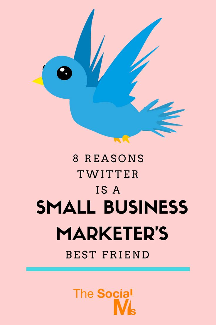 It is not easy for a small business marketer to choose the right social network to grow an audience, generate leads and sales. Twitter is your best friend.