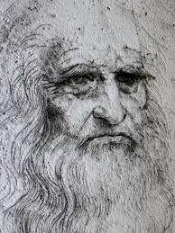 leonardo da vinci + treatise on painting - face