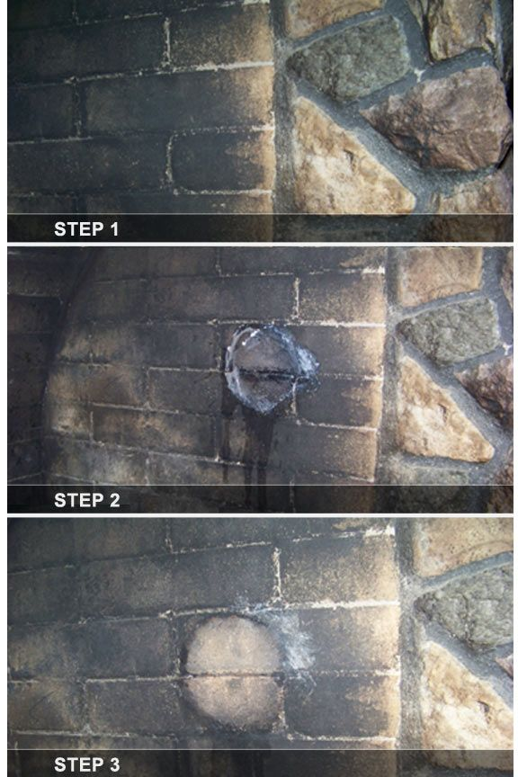 Cleaning Fireplace Soot From Brick Or Stone The O Jays Fireplaces And Bricks