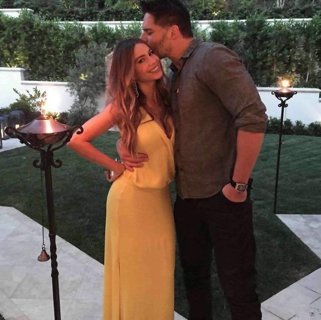 Sofia Vergara e Joe Manganiello fissano la data del matrimonio