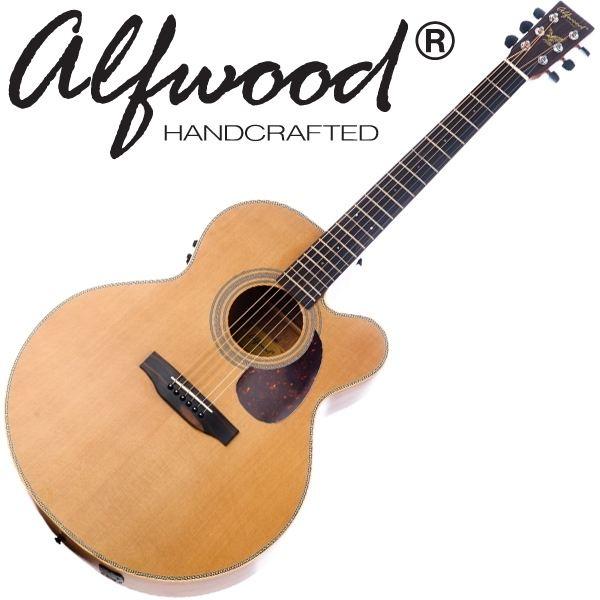 Er du på jakt etter en god kassegitar - Alfwood The Eagle