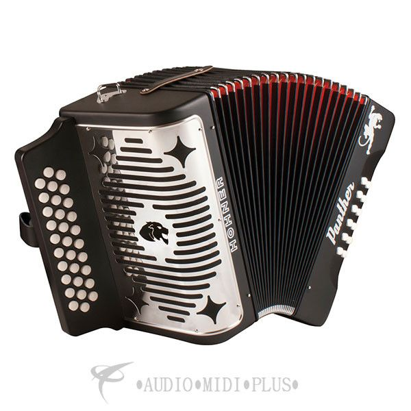Hohner Panther Diatonic Accordion - 3100FB-U