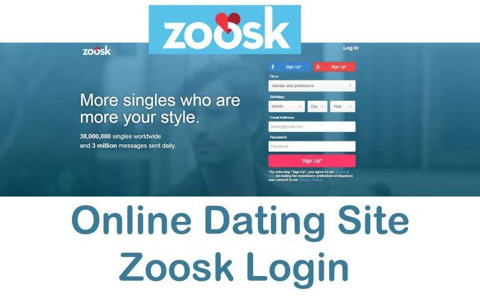 Zoosk dating site free