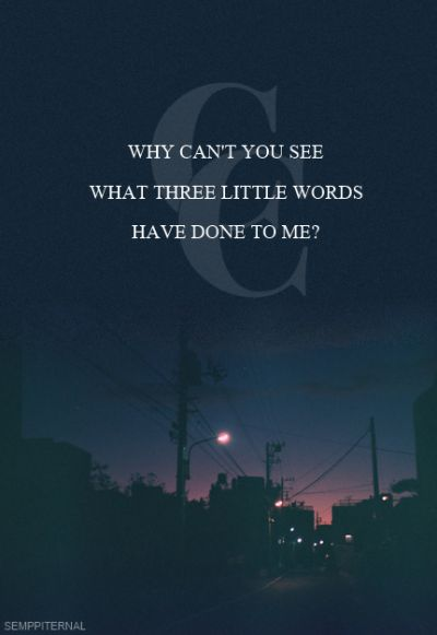 a day to remember lyrics | Tumblr