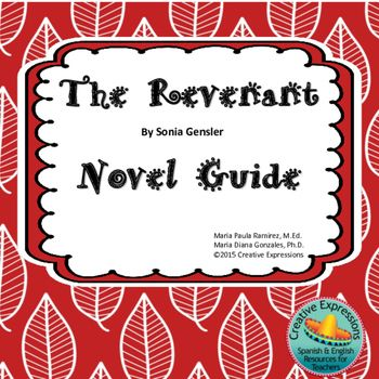 This Novel Guide was designed for students to use while reading The Revenant.The Novel Guide includes the following parts.  Three Multiple Choice Quizzes with one writing prompt for a short essay answer -     Quiz # 1 for the beginning of the book (15 Questions)     Quiz # 2 for the middle of the book (15 Questions)     Quiz # 3 for the end of the book (10 Questions)     Answer Keys30 Discussion QuestionsInteractive Notebook:  15 Activities Listed     Vocabulary Panes     Chapter Summary…