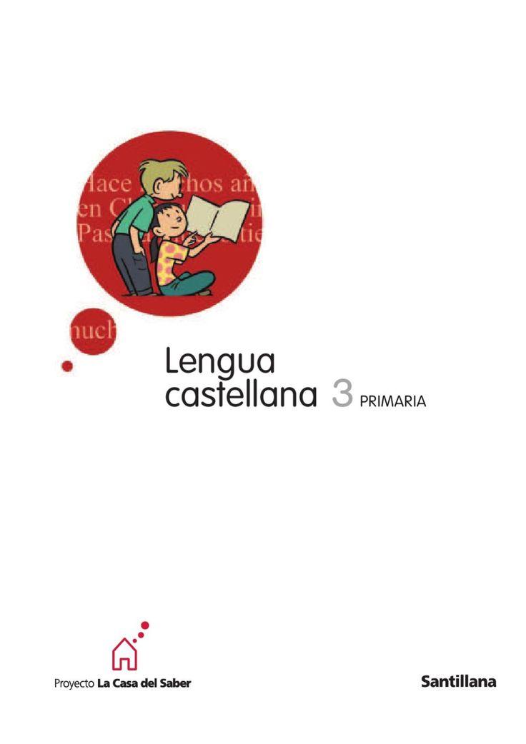 1º Trimestre Lengua 3º de Primaria  Primer trimestre del libro de lenguaje de tercero de primaria
