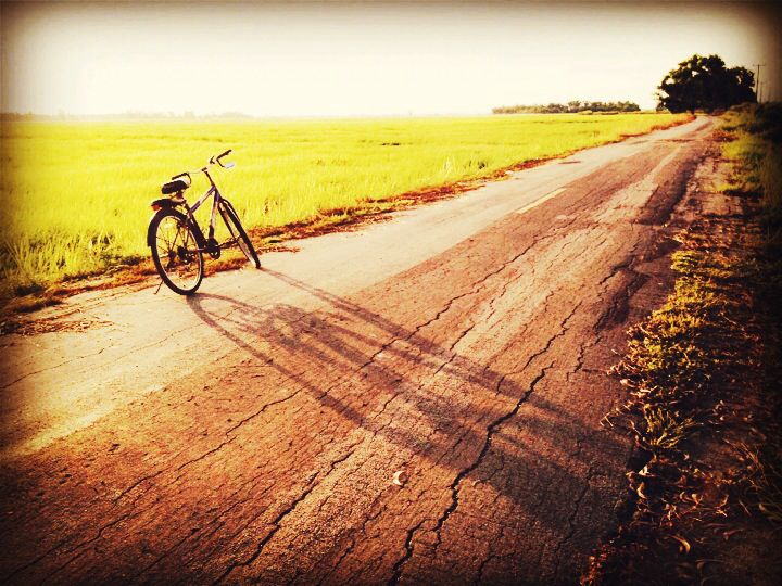 My Bike at Pak Pli