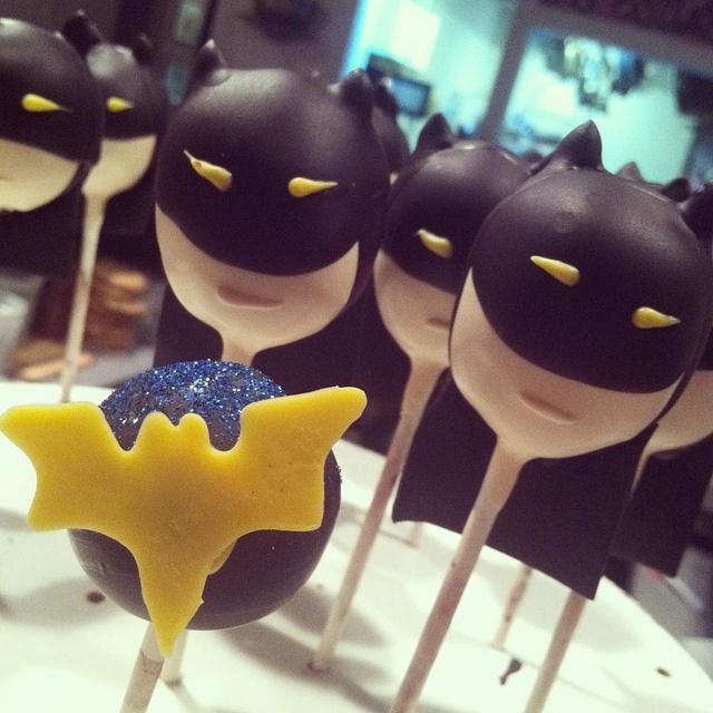 batman pops!  i love it!!