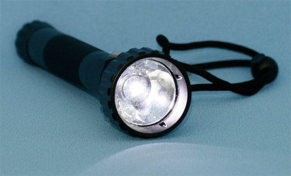 Электроточприбор: Фонарь светодиодный ФОТОН-3А