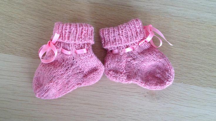 Babysokjes voor Dimphy december 2016