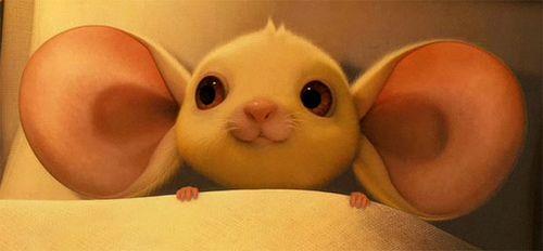 cartoon-characters-with-big-ears-337 | art ideas | Cute ...