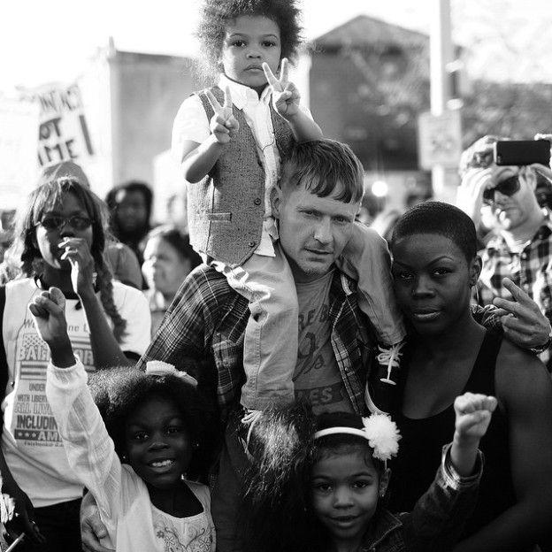 Devin Allen's instagram account brings viewers to the streets of Baltimore. (Devin Allen/Instagram)
