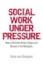 The best book out there for social workers struggling with stress and burnout