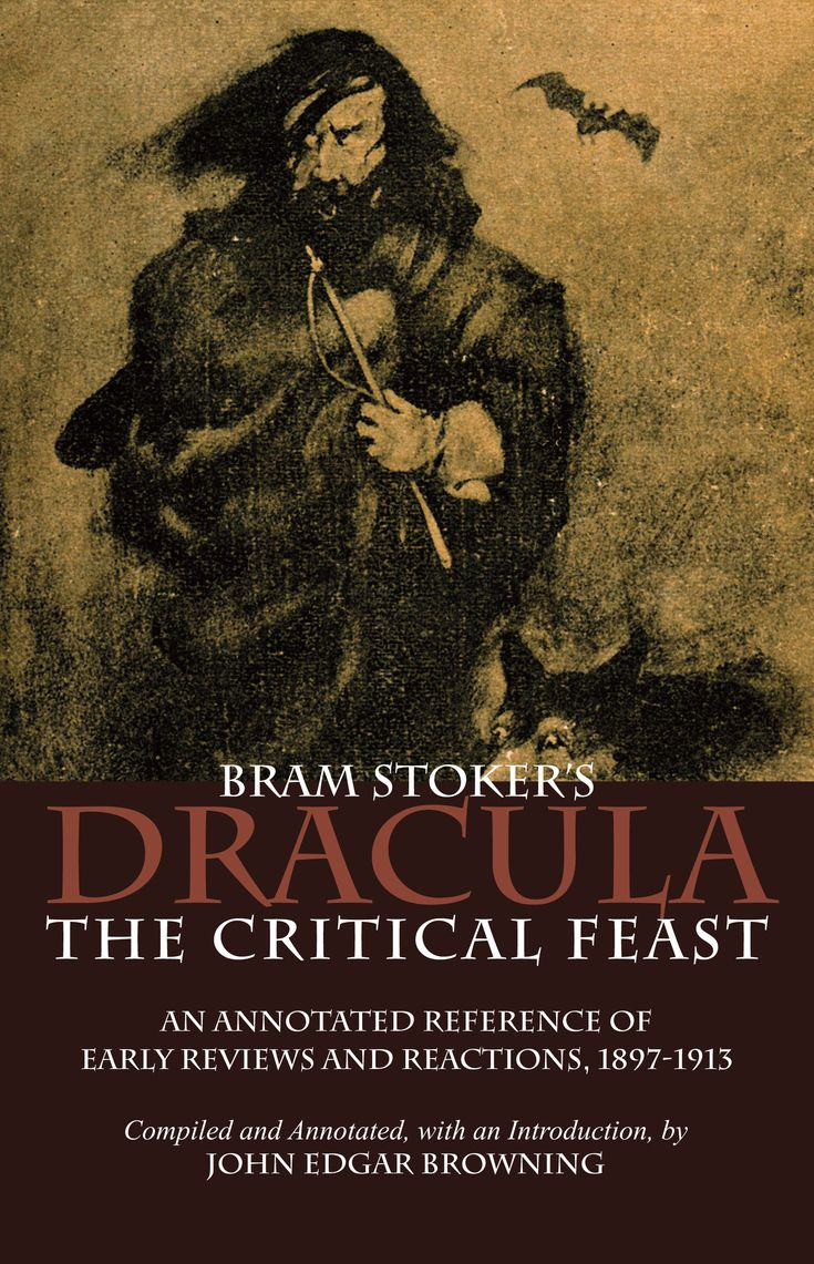 literary review of bram stokers dracula Dracula, this is a study guide for the book dracula written by bram stoker dracula is an 1897 novel by irish author bram stoker novelguidecom is the premier free source for literary analysis on the web.