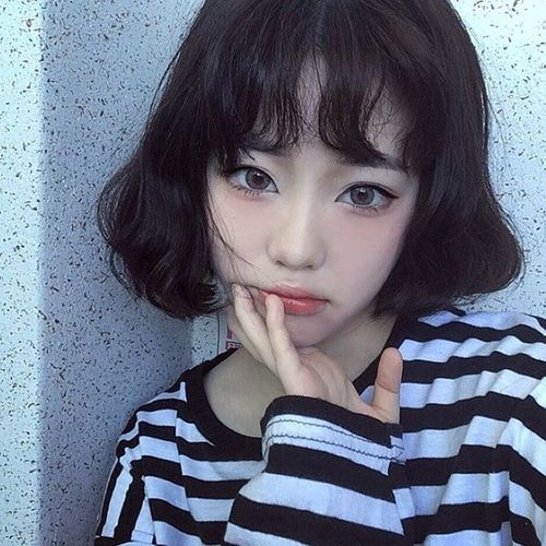 522 best Ulzzang Girls images on Pinterest | Korean fashion, Hair dos and Korean girl