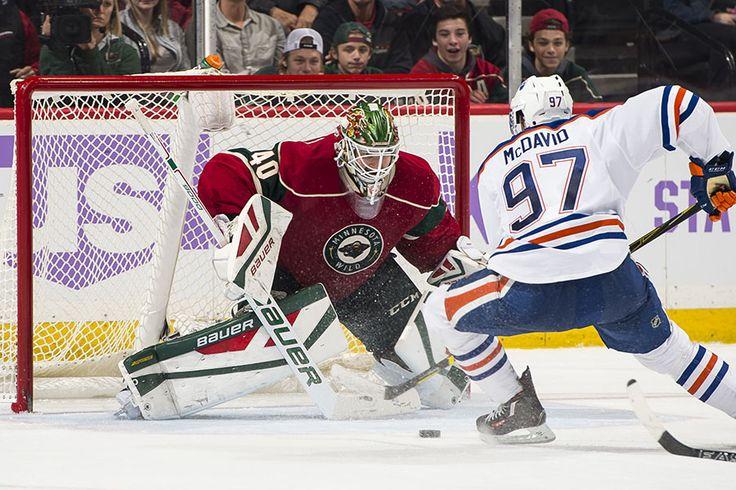 Edmonton Oilers Connor McDavid & Minnesota Wild #DevanDubnyk top @NHL #MovieTVTechGeeks #Hockey via @MovieTVTechGeeks