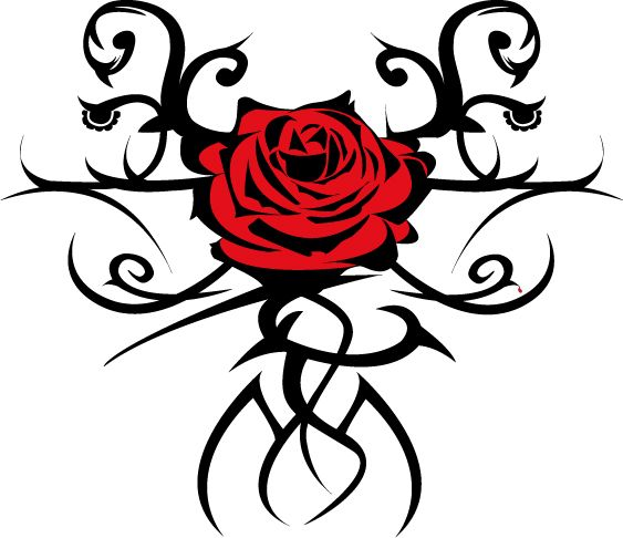 Rose Tattoo Dedicated To The Fam 2 Big Roses For The: 17 Best Images About Others On Pinterest