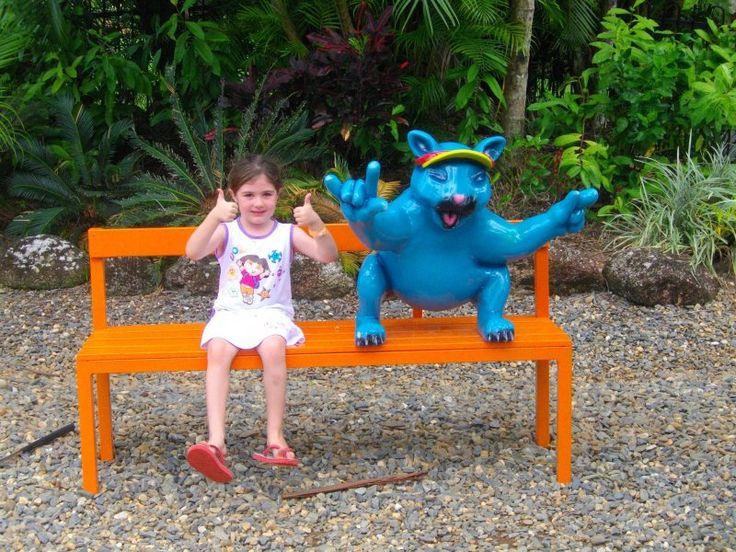 Camping at Cairns Coconut Holiday Resort