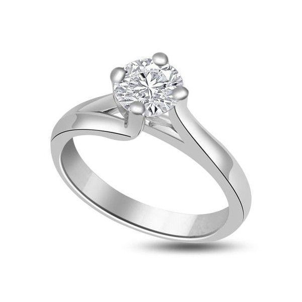 ANELLO DI FIDANZAMENTO SOLITARIO CON DIAMANTE 18CT ORO BIANCO | Solitario con diamante taglio princess montato in 4 griffe. L`anello è disponibile in 18ct oro bianco, 18ct oro giallo e in platino. Il peso dei carati del diamante può variare da 0.20ct a 0.60ct ed il colore da F ad I e la purezza da VS1 ad SI1. L`anello è accompagnato dal certificato del diamante. Perfetto per fidanzamento, matrimonio o anniversario e come regalo nel giorno di San Valentino.