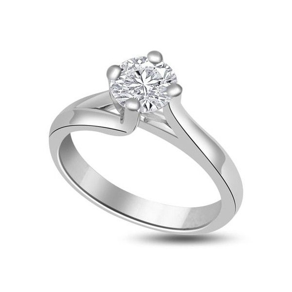 Oltre 25 fantastiche idee su anelli di fidanzamento con - Colore del giorno di san valentino ...