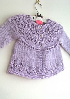 Ravelry: Heather Cardi pattern by Suzie Sparkles