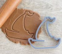 "Cookie cutter ""Ship"""